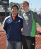 Iona Prep Track and Field Alums- Ted Mottola '09 & Greg Gallagher '12