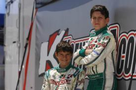 d'Orlando brothers looking to lap Lady Luck in Las Vegas Nov. 19-23