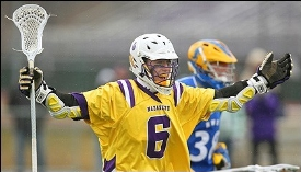 LUKE WOOTERS '12 NAMED EMPIRE 8'S MEN'S LACROSSE PLAYER OF THE WEEK