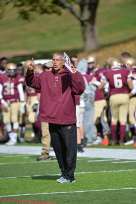 Quirolo steps down as head of Gaels football program; search begins for his replacement
