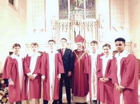 7 Lower Schoolers Confirmed at St. Joseph's in Bronxville