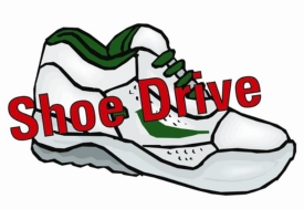 Shoe Drive - Clean out your closet!