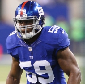 New York Giants linebacker Kennard to attend April 26 Father-Son Breakfast