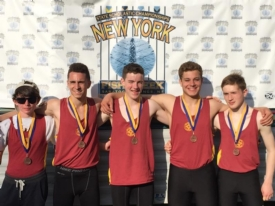 Crews ends season with 3 top-10 finishes at States