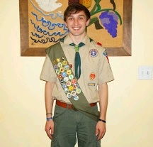 Prep to graduate 2 more Eagle Scouts in Athanasidy, Buzzard