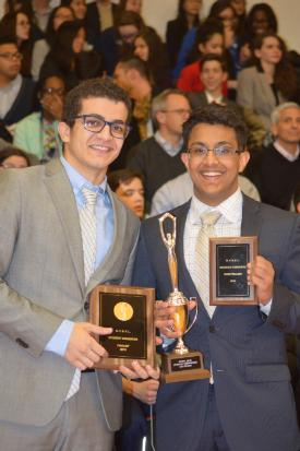 From States to the Big D, Forensics finishes year strong
