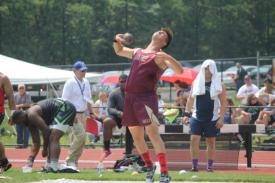 Track & Field concludes season with 8 All-Stars, 13 All-County selections