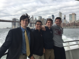 World-Famous Circle Line Cruise a Case Study for AP Human Geography Class