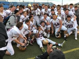 Gridiron Gaels back on top with Class AA Championship Victory