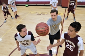 3 Lower School Teams in CYO Basketball Playoffs this Weekend