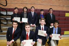 Upper School Honors Night Reveals A School of Scholars