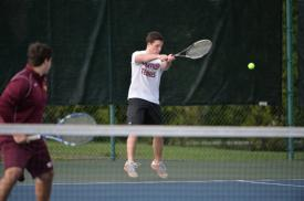 Varsity Tennis will face rival Fordham Prep in the CHSAA Championship