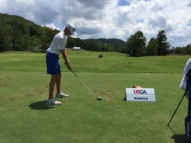 Rising sophomore golfer to compete for U.S. Junior Amateur July 18-23