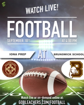 Watch the Gridiron Gaels Sept. 10 season opener online