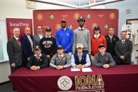 8 Gaels Commit on National Signing Day