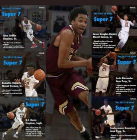 Basketball Team Places 3 on LoHud #Super7 for 3rd Time Since 2009