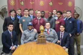 Gridiron Gaels Samson, Jr., Tyrrell ink National Letters of Intent