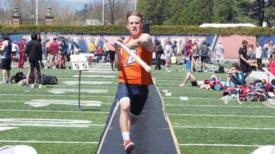 Former Con Ed winner Matt Fay '15 breaks 17-year mark at Bucknell