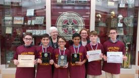 St. Augustine's of Ossining wins 28th Fathers' Council Math Olympiad
