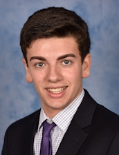 Baldoni, Jr. US'17 receives Enrico Fermi Science Award