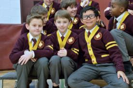 Lower School Uniform Exchange Sept. 8