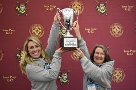 2x Top NYS Fundraiser Iona Prep Plungers Receive 3rd Straight 'Cool School Challenge' Trophy