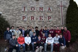 AP Gov't Students Indicative of Iona Prep's Mission - Educating the Whole Man