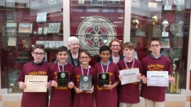 Registration now open for 29th annual Fathers' Council 7th-Grade Math Olympiad on May 12