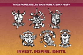 Iona Preparatory Announces New House System