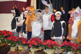Jazz & Rock Ensembles, Forensics & Prep Players to Highlight Dec. 19 Winter Arts Night; Plus, Lower School Christmas Pageant