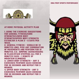 FROM THE DOTY: Strength & Conditioning Routine